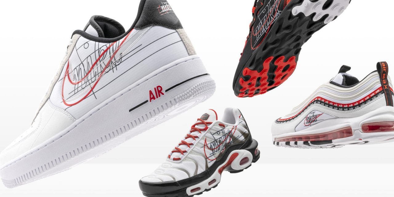 Nike and Foot Locker Inc. Evolution of